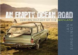 An Empty Ocean Road