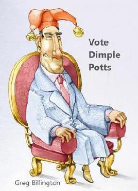 Vote Dimple Potts