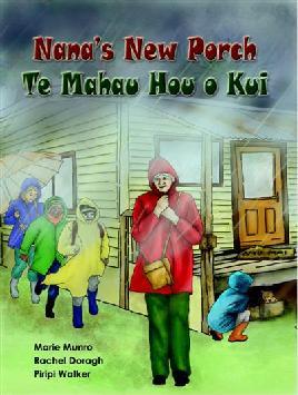 Nana's New Porch