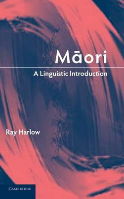 Catalogue record for Māori: A linguistic introduction