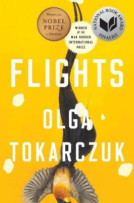 Catalogue record for Flights by Olga Takarczuk
