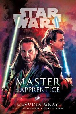 Star Wars - Master & Apprentice cover