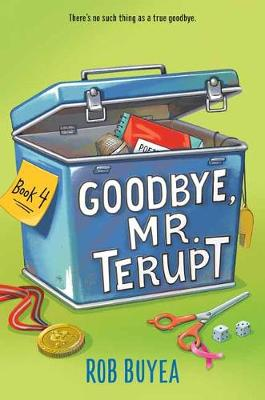 Catalogue record for Goodbye, Mr. Terupt