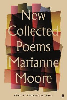 Poems by Marianne Moore book cvoer