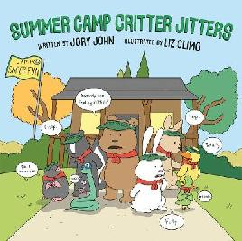 Catalogue record for Summer camp critter jitters