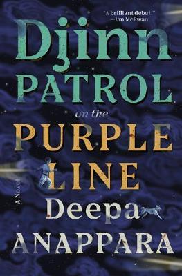 Catalogue record for Djinn patrol on the purple line