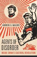 Catalogue record for Agents of disorder: Inside China's cultural revolution