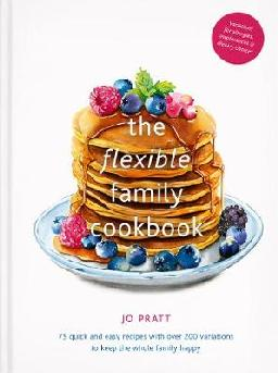 Catalogue record for The flexible family cookbook