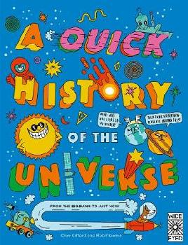 A Quick History of the Universe