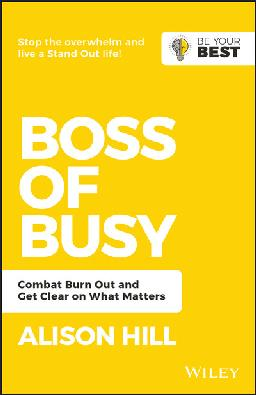 Boss of Busy
