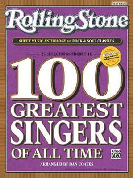 Rolling Stone Sheet Music Anthology of Rock & Soul Classics