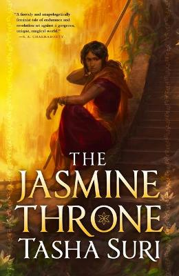 Catalogue record for The jasmine throne