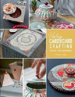 Vintage Cardboard Crafting