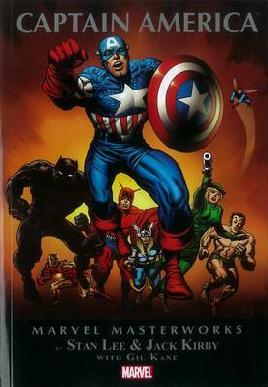 Marvel Masterworks Presents Captain America