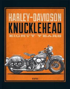 Catalogue record for Harley-Davidson Knucklehead eighty years