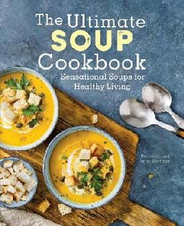 Catalogue record for The ultimate soup cookbook