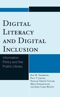 Catalogue record for Digital literacy and digital inclusion