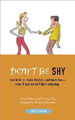 Catalogue record for Don't be shy