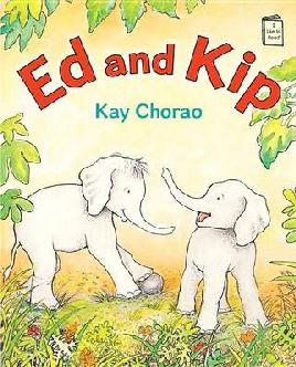 Ed and Kip