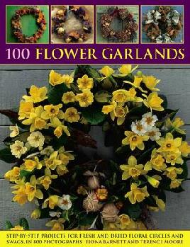 Catalogue record for 100 flower garlands