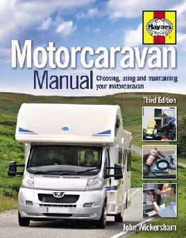 Catalogue record for Motorcaravan manual