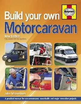 Catalogue record for Build your own motorcaravan