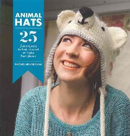 Cover of Animal Hats by Rachel Henderson
