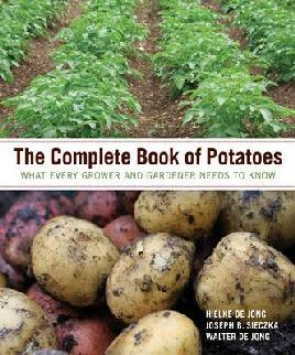 Catalogue record for The complete book of potatoes