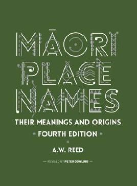 Catalogue record for Māori place names