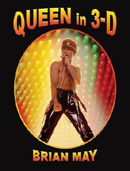 Cover image for Queen in 3-D