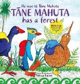 Tāne Mahuta Has A Forest