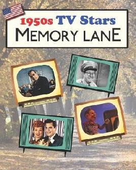 1950s TV Stars Memory Lane