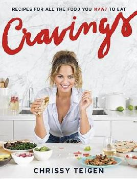 Catalogue link for Cravings: Recipes for all the food you want to eat