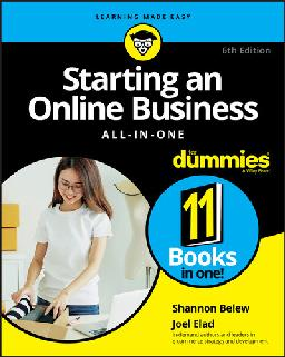 Catalogue record for Starting an online business
