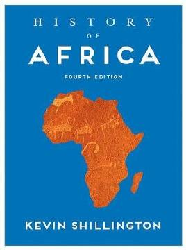 Catalogue record for History of Africa
