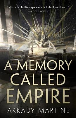 Catalogue search for A memory called empire