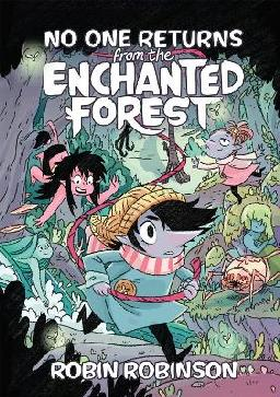 Catalogue record for No one returns from the enchanted forest