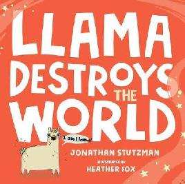 Catalogue link for Llama destroys the world