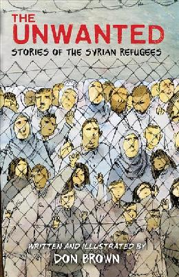 Catalogue link for The unwanted: Stories of the Syrian refugees