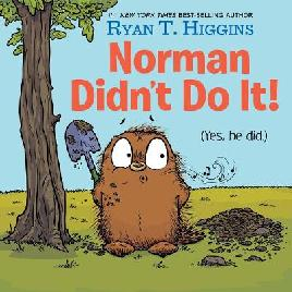 Catalogue record for Norman didn't do it! (yes, he did)
