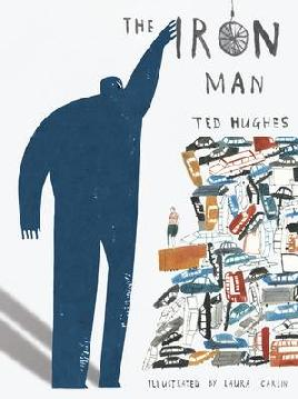 The Iron Man book cover