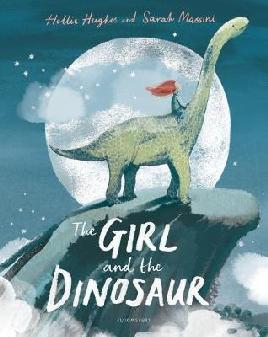 Catalogue record for The girl and the dinosaur