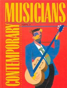 Contemporary Musicians Volume 54