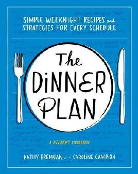 The Dinner Plan - Brennan, Kathy