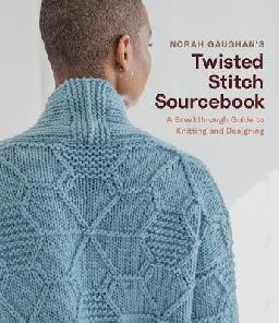Catalogue record for Twisted stitch sourcebook