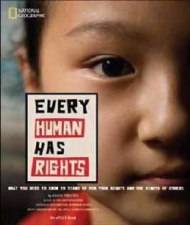 Catalogue record for Every human has rights