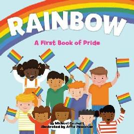 Catalogue link for Rainbow: a first book of Pride