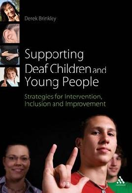 Catalogue record for Supporting deaf children and young people