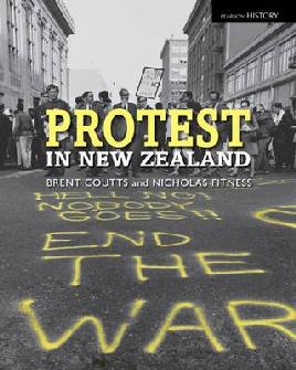 Catalogue record for Protest in New Zealand