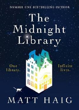 Cover of the Midnight Library by Matt Haig